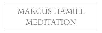 Marcus Hamill Meditation logo